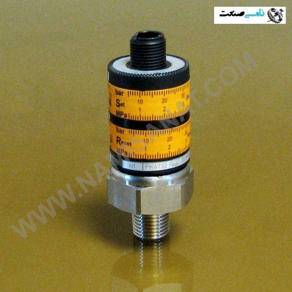 PK6732, PK6732,Pressure sensors,Electronic pressure monitor,sensors,Pressure,Electronic,pressure,monitor,IFM,Instrument,سنسورهای فشار,مانیتور,صنعتی,صنعت,سنسورها,الکترونیکی,مانیتور فشار الکترونیکی,
