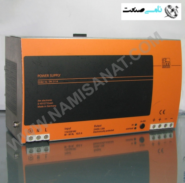 DN2114/ POWER SUPPLY/24VDC/20A